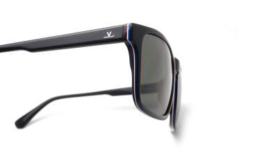 Vuarnet District Rectangle Black VL1619 0006 56-18