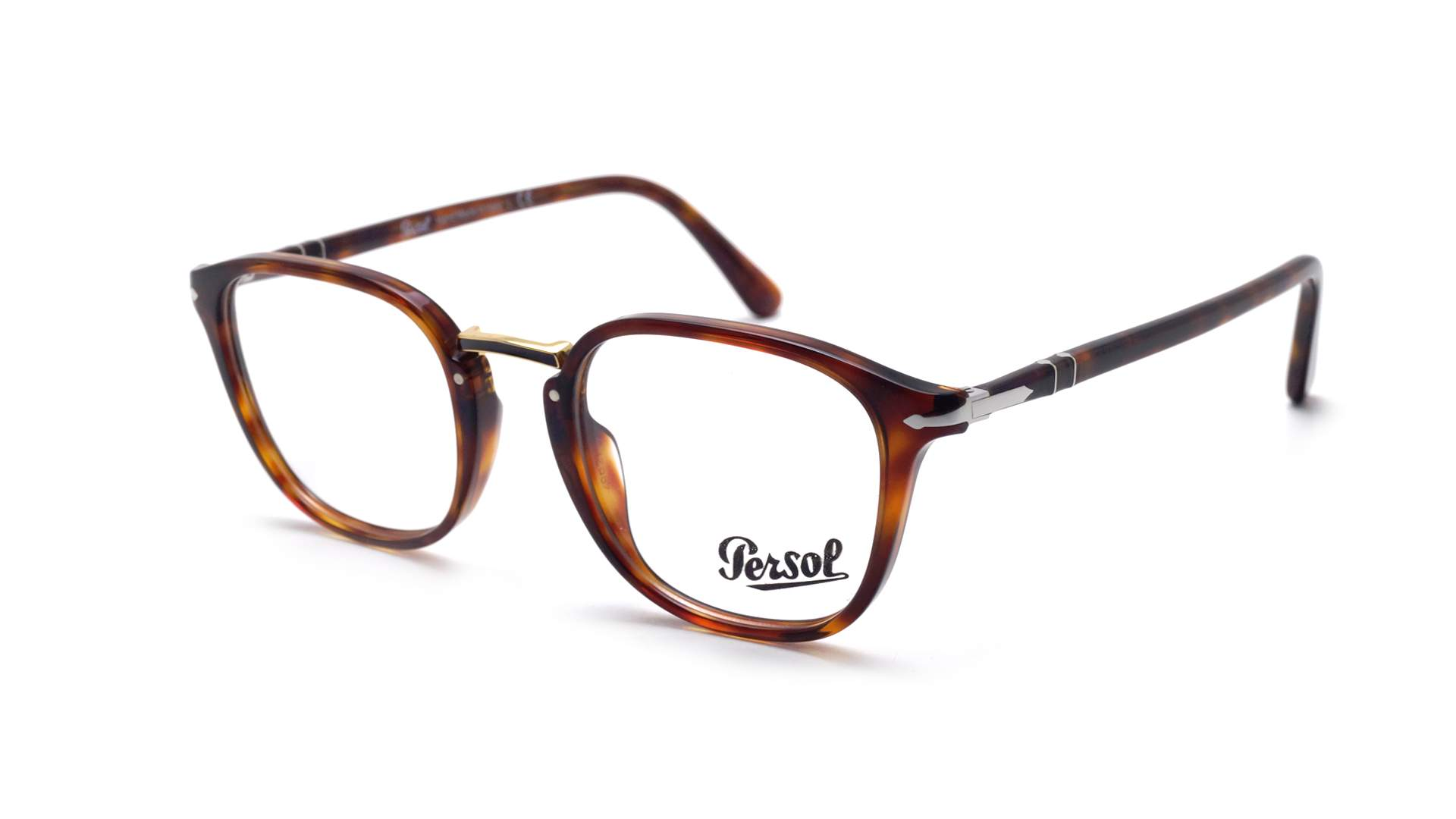 Calligrapher 24 49 Edition Écaille Persol Po3187v 21 Small OuTkwPXZil