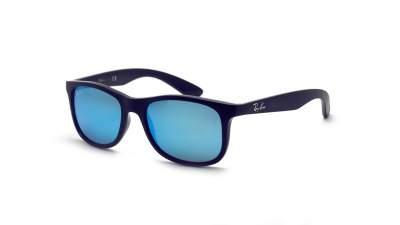 Ray-Ban RJ9062S 7013/55 48-16 Bleu Mat 59,90 €