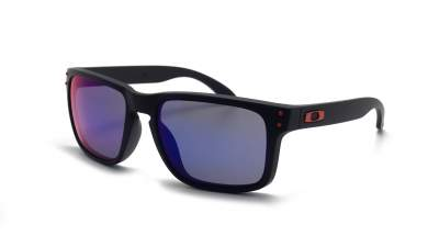 Oakley Holbrook Matte Black OO 9102 36 roten Glasfarbe Iridium 96,19 €