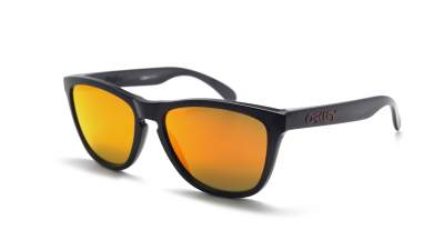 Oakley Frogskins Black ink Black Prizm OO9013 C9 55-17 Medium Mirror