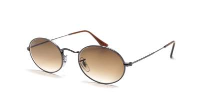 Ray-Ban Oval Flat Lenses Grau RB3547N 004/51 51-21 93,17 €