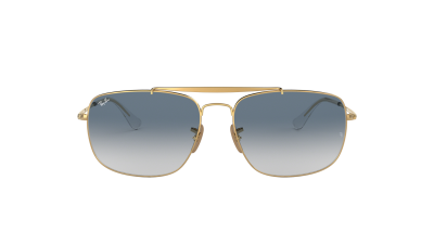 Ray-Ban The colonel Gold RB3560 001/3F 61-17