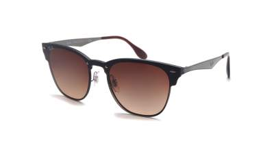 Ray-Ban Clubmaster Blaze Gris RB3576N 041/13 Medium Dégradés