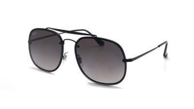 Ray-Ban General Blaze Noir Mat RB3583N 153/11 58-16 Large Dégradés
