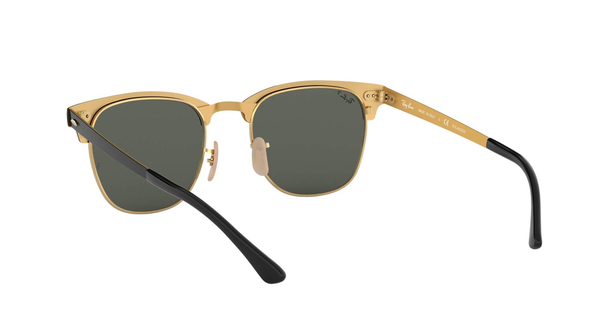 Ray Ban CLUBMASTER METAL RB3716 186R5 | Sunglasses