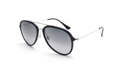 Ray-Ban RB4298 601/71 57-17 Schwarz Breit Gradient Gläser