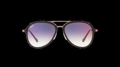 Ray-Ban RB4298 6335/S5 57-17 Purple