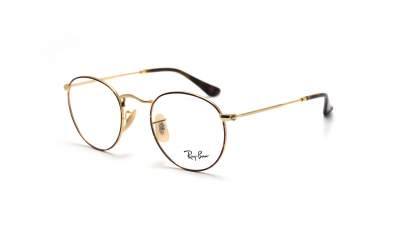 Ray-Ban Round metal Optics Écaille RX3447 RB3447V 2945 47-21 Small