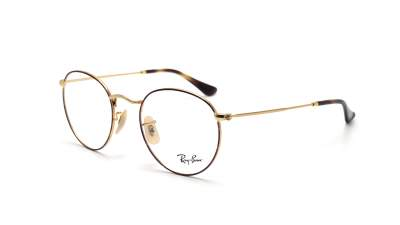 Ray-Ban Round metal Optics Écaille RX3447 RB3447V 2945 50-21 Medium
