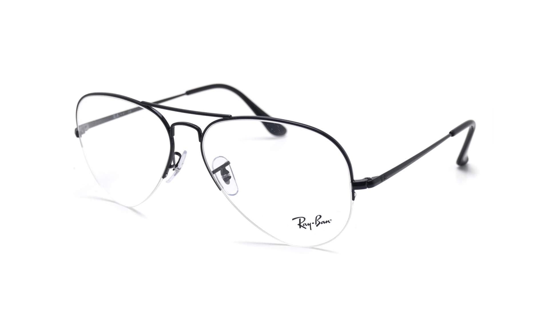 b57fc4fbed sweden eyeglasses ray ban aviator gaze black rx6589 rb6589 2509 59 15 large  33ca3 6e0c6