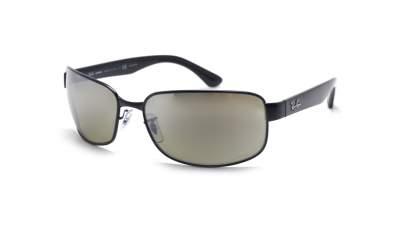 Ray-Ban RB3566CH 002/5J 65-17 Schwarz Polarisierte Gläser 126,83 €
