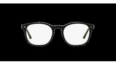 Giorgio Armani Frames Of Life Schwarz Matt AR7074 5042 50-19
