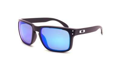 Oakley Holbrook Schwarz Matt OO9102 F0 57-18 Polarisierte Gläser 118,90 €