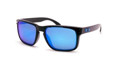Oakley Holbrook Prizm Schwarz Prizm OO9102 F5 57-18 Mittel Verspiegelte Gläser