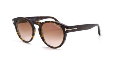 Tom Ford Margaux-02 Écaille FT0615S 52G 52-20 Medium Dégradés