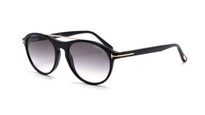 Tom Ford Cameron-02 Noir FT0556S 01B 53-17 Medium Dégradés