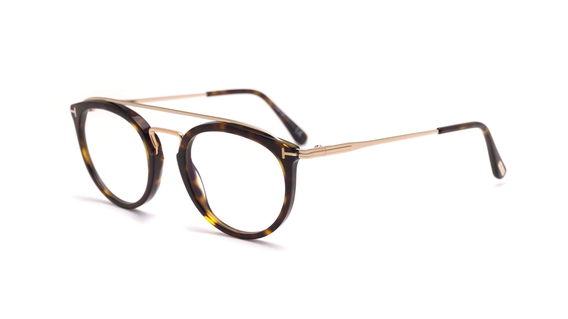 Tom Ford FT5516BS 052 48-21 Écaille Medium