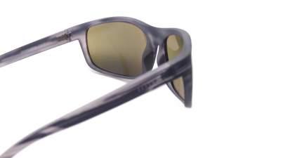 Serengeti Alessio Soft touch strip Grau Matt 8675  62-16 Polarisierte Gläser