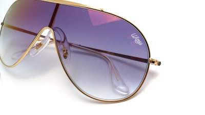 Ray-Ban Wings Gold RB3597 001/X0 33-18