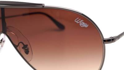 Ray-Ban Wings Argent RB3597 004/13 33-18