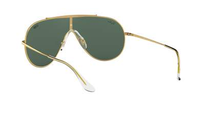 Ray-Ban Wings Or RB3597 9050/71 33-18