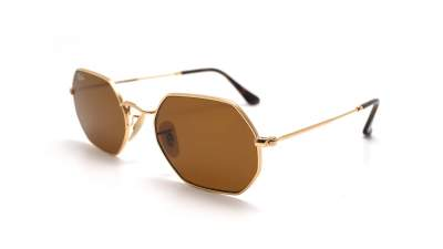 Ray-Ban Octagonal Gold RB3556N 001/33 53-21 91,13 €