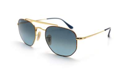 Ray-Ban Marshal Gold RB3648 9102/3M 51-21 Medium Gradient
