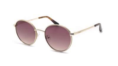 Guess GU7556 32F 51-18 Gold Schmal Gradient Gläser