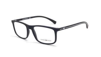 Emporio Armani EA3135 5063 53-18 Noir Mat 79,92 €