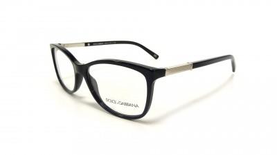 Dolce & Gabbana Logo Plaque Black DG3107 501 54-15