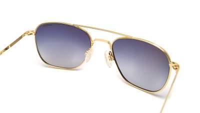 Randolph Aviator Gold 23k Or AF151  55-20