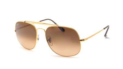 Ray-Ban General Or RB3561 9001/A5 57-17 103,90 €