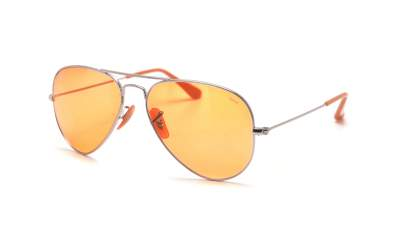 Ray-Ban Aviator Evolve Silver RB3025 9065/V9 55-14 109,90 €