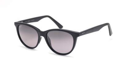 Maui Jim Cathedrals Black Super thin glass GS782-02  52-17 Polarized