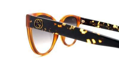 Gucci GG0097S 003 56-19 Écaille