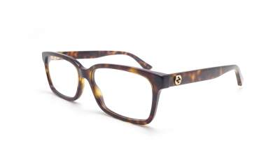 Gucci GG0168O 006 55-16 Écaille