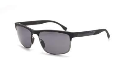 Hugo Boss 0835S I9J 58-18 Grau Matt Polarisierte Gläser 188,32 €