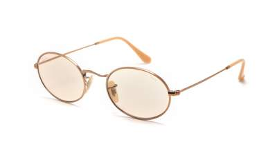 Ray-Ban Oval Flat Lenses Bronze RB3547N 9131/S0 51-21 108,98 €