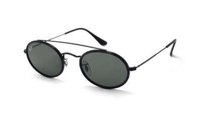 Ray-Ban Oval Double Bridge Noir RB3847N 912031 52-23 99,95 €