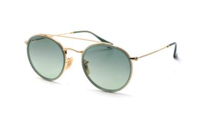 Ray-Ban Round Double Bridge Gold RB3647N 91224M 51-22 105,02 €
