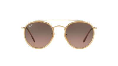 Ray-Ban Round Double Bridge Or RB3647N 912443 51-22