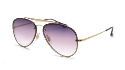Ray-Ban Aviator Blaze Gold Matte RB3584N 91400U 58-13 96,58 €