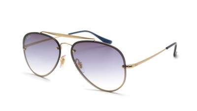Ray-Ban Aviator Blaze Gold Matte RB3584N 91400S 58-13 96,58 €