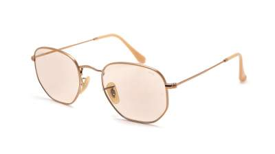 Ray-Ban Hexagonal Bronze RB3548N 9131S0 51-21 108,98 €