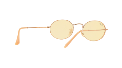Ray-Ban Oval Flat Lenses Or Evolve RB3547N 91310Z 51-21