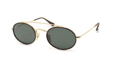 Ray-Ban Oval Double Bridge Gold RB3847N 9121/31 52-23 Mittel