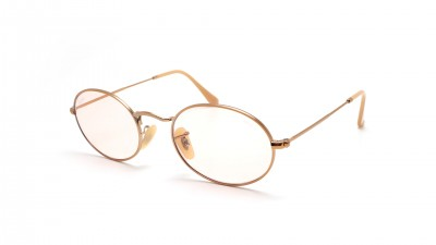 Ray-Ban Oval Flat Lenses Copper RB3547N 9131/0X 51-21 133,90 €