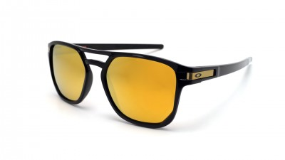 Oakley Latch Beta Noir Prizm OO9436 04 54-18 Medium Polarisés Miroirs