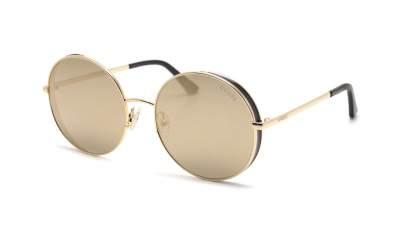 Guess GU7606 32G 57-18 Gold Mittel Verspiegelte Gläser